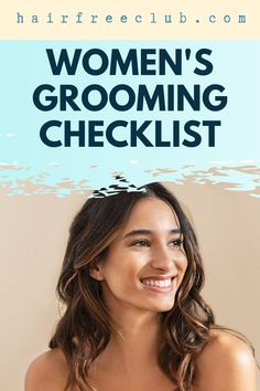 If you ever thought it would be helpful to have on hand a grooming checklist, Hair Free Club comes to the rescue and now you have a cheat sheet. Our comprehensive has not overlooked any part of women's grooming beginning with the skin, shaving legs, washing and other hair care. The ideal products to handle piercings. The best way to take care of your teeth and nails. Prepare your face and especially your eyes before you follow our directions to properly apply makeup. Download this guide... Under Eye Bags, How To Apply Makeup, Flawless Skin, Free Hair, Hair Care Tips, Things To Think About, Good Things, Look At You, Skin Problems
