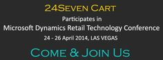Yes! 24sevencart is participating in Las Vegas Show..Come and Join Us ...!  For Further Information, Please get in touch with us. www.24sevencart.com