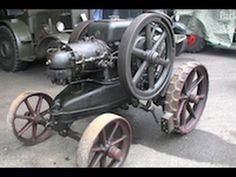 Traktor: LANZ BULLDOG: 12PS Rohölschlepper HL12 - Ur Bulldog