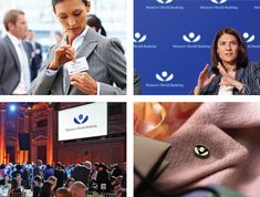 New Logo and Identity for Women's World Banking by Chermayeff & Geismar & Haviv