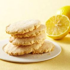 These lemon cookies are made healthier with whole-wheat pastry flour and they get their zippy flavor from fresh lemon zest and juice rather than lemon extract.