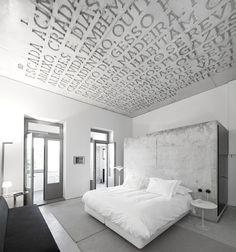 Casa do Conto, arts&residence, Porto, 2011 - Pedra Líquida (Liquid Stone)
