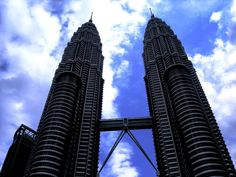 Petronas Towers by Becky Suchner on 500px