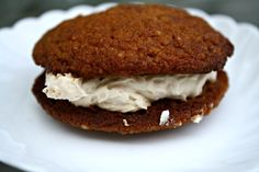 Paleo Pumpkin Whoopie Pies - sub Swerve or similar to make LC.  (I want to make these for the cookie portion alone!)