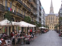 Bordeaux and Basque Country bike and food tours, holidays, vacations