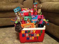 Birthday gift for your boyfriend.