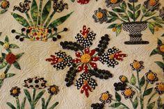 Interesting quilt
