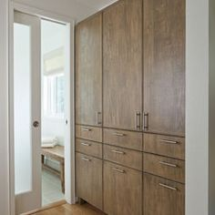 modern floor to ceiling cabinets