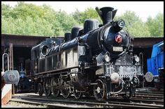 old train ll - Lužná u Rakovníka Fujifilm, Train