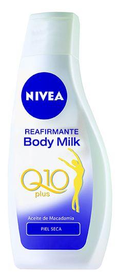 Body Milk Q10 reafirmante para piel seca es un Body Milk hidratante de uso diario que reafirma la piel seca. ¡En tan solo 2 semanas!