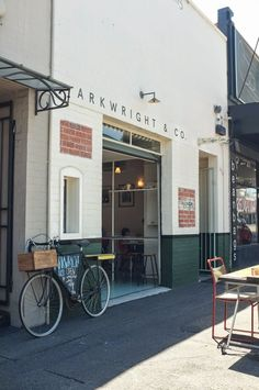 Arkwright + Co. Cafe, Melbourne