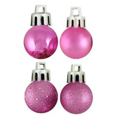 18 Christmas Ball Ornaments - 1.25'' by Gordon Companies, Inc. $18.00. Shipping Weight: 0.50 lbs. Brand Name: Gordon Companies, Inc Mfg#: 30884592. Picture may wrongfully represent. Please read title and description thoroughly.. Please refer to SKU# ATR25936870 when you inquire.. This product may be prohibited inbound shipment to your destination.. 18 Christmas Ball Ornaments - 1.25''/pink/shiny/flat/sparkly/holographic finish/shatterproof/hangers included/1.25'' (30mm)/m...