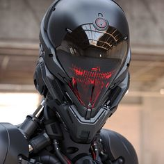 Aaron deleon robot head render env
