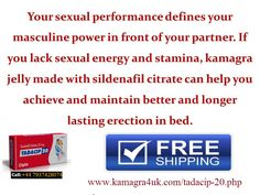 Tadacip Online Tablets for Get Extra Time on Bed with Partner - RenmanMB.com