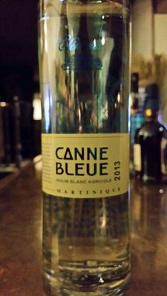 Rhum Clément Canne bleue 2013 Martinique