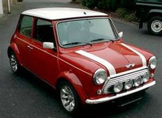 Old school Mini.