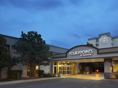 Chicago (IL) Four Points by Sheraton Chicago OHare Airport United States, North America Four Points by Sheraton Chicago OHare Airport is conveniently located in the popular Franklin Park area. The hotel offers guests a range of services and amenities designed to provide comfort and convenience. Take advantage of the hotel's 24-hour front desk, facilities for disabled guests, luggage storage, Wi-Fi in public areas, car park. Television LCD/plasma screen, air conditioning, heati...