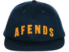 Babe Ruth Strapback Cap by AFENDS