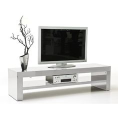 Quality Plasma TV with free worldwide shipping on AliExpress Lcd Tv Stand, Tv Bank, Wardrobe Door Designs, Bookcase Styling, Large Shelves, Kare Design, Diy Entertainment Center, Tvs, Big Houses