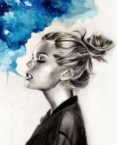 I Sketch the Soul on Behance