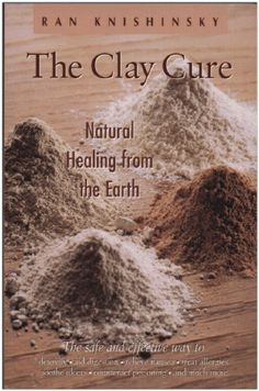 Eat clay everyday! I use Terramin 100% all natural Montmorillonite Clay.