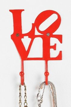 Love Hook - Red - One Size     $8.00