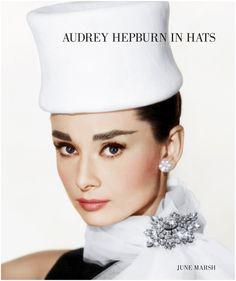 Audrey Hepburn in Hats Reel Art Press   Lisa Baker Associates Limited