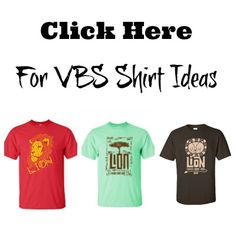 My Favorite VBS Find: Custom VBS Shirts from Deo Volente Industries - Southern Made Simple Sand Art Crafts, Vbs Crafts, Cute Crafts, Diy Paper Bag, Tissue Paper Crafts, Safari Food, Lion Cookies, Thumbprint Crafts, Safari Cupcakes