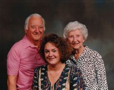 Heaven's special angels: Daddy, my Kelly and Mom