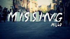 Missing by Millo  Isola Pedonale  Pigneto, Roma  26 Marzo 2012  Video by Databhi