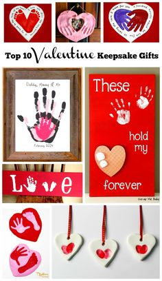 Top 10 Valentine keepsake gift ideas for loved one's. These keepsakes make the perfect gift for Valentine's Day, Mother's Day, Father's Day, Christmas, birthday's and any other special occasion!