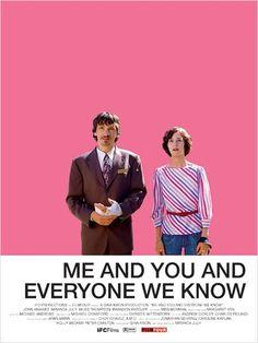 Moi, toi et tous les autres : affiche John Hawkes, Miranda July - AlloCiné