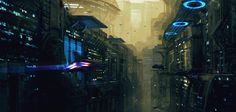 Metropolis by ~RichardDorran on deviantART #cyberpunk