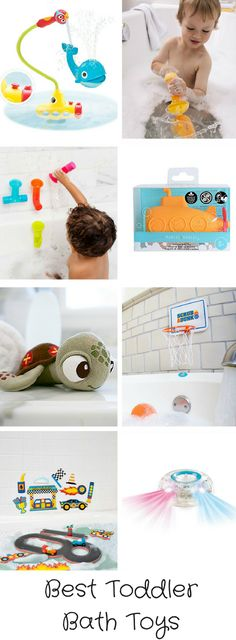 Best Bath Toys For T