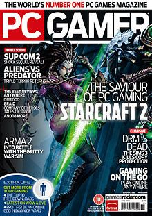 PC Gamer - to see new games