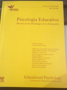 Revista Psicología Educativa. http://katalogoa.mondragon.edu/opac
