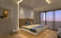 bedroom- 3D image
