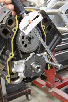 LS Oil Pump Brief: There's Much More to the LS Oil Pump Than Just Flow - Power & Performance News