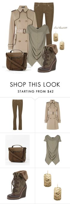 """tory burch boots military inspired outfit contest"" by leeann829 ❤ liked on Polyvore featuring Étoile Isabel Marant, Warehouse, ALDO, Tory Burch and Heather Hawkins"