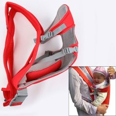 23d5878828d Baby Carrier Sling Wrap Rider Infant Comfort Newborn Backpack    Details  can be found by