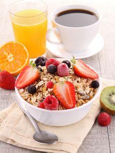 Sağlıklı bir kahvaltı