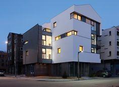 [BY 까사리빙] 안정적인 노후 대책인 임대 수익과 내 집 마련에 대한 욕구가 만났다. 건물의 일부는 ...