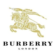 Burberry Logo ❤ liked on Polyvore featuring text, backgrounds and logos