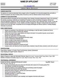 functional resume template for education httpwwwresumecareerinfofunctional resume template for education 3 resume career termplate free - Librarian Resume Template