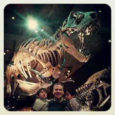 Instagram / mommabun: T Rex