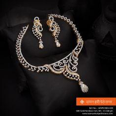Sparkling Diamonds Necklace!!!
