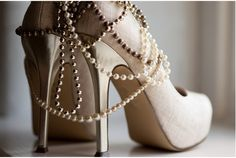 stilettos and pearls