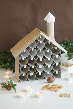 41 easy advent calendars to do with children Advent calendar … 41 easy advent calendars to do with children Advent calendar … Clay Christmas Decorations, Preschool Christmas Crafts, Christmas Activities, Xmas Crafts, Diy Christmas Gifts, Simple Christmas, Kids Christmas, Homemade Advent Calendars, Diy Advent Calendar