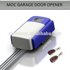 reliable strong lifting force whisper quiet garage door motor