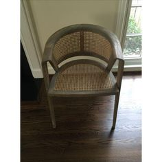 Image of Rattan Cane Bucket Chair